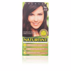 Haarfarbe NATURTINT #4N castaño natural