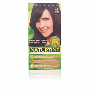 Tintes NATURTINT #4G castaño dorado Naturtint