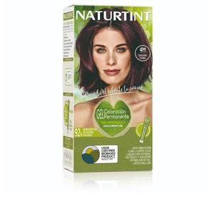 Haarfarbe NATURTINT #4M castaño caoba