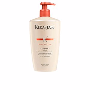 Hair loss shampoo - Moisturizing shampoo NUTRITIVE bain satin 2 irisome