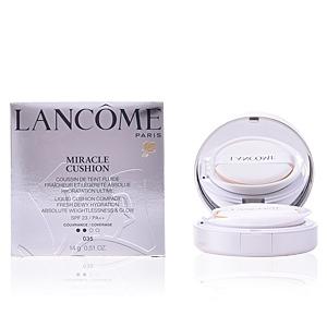 Base de maquillaje MIRACLE CUSHION teint fluide SPF23 Lancôme