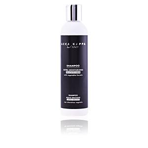 Moisturizing shampoo WHITE MOSS shampoo for delicate hair Acca Kappa