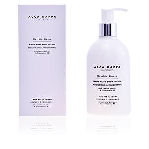 Körperfeuchtigkeitscreme WHITE MOSS body lotion Acca Kappa