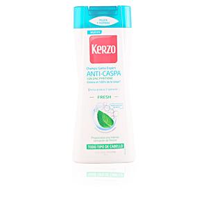 Champú anticaspa EXPERT ANTI-CASPA FRESH todo tipo de cabello Kerzo