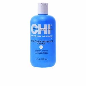 Balsamo per capelli colorati  CHI IONIC color protector 2 moisturizing conditioner Farouk