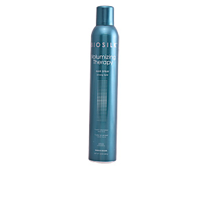 Produit coiffant BIOSILK VOLUMIZING THERAPY hairspray Farouk