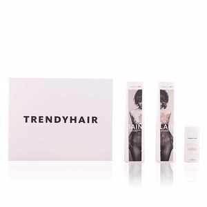 Keratin hair conditioner THE PRINCESS BOX ZESTAW Trendy Hair