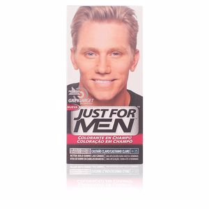 Dye JUST FOR MEN sin amoniaco #castaño claro natural Just For Men