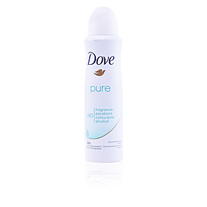Deodorant PURE anti-perspirant spray Dove