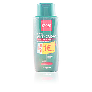 Anti hair fall shampoo ANTI-CAÍDA CHAMPÚ FORTIFICANTE SET Kerzo