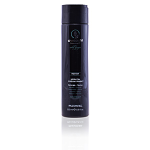 Detangling conditioner AWAPUHI keratin cream rinse Paul Mitchell