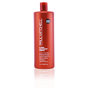 Champú brillo ULTIMATE COLOR REPAIR shampoo Paul Mitchell