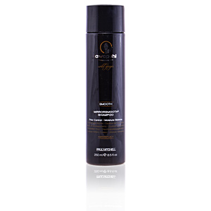 Shampoo for shiny hair - Anti frizz shampoo MIRROR SMOOTH shampoo Paul Mitchell
