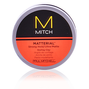 Hair styling product MITCH matterial styling clay Paul Mitchell