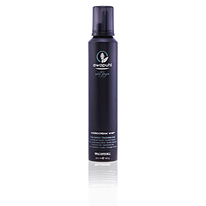 Hair styling product - Hair styling product AWAPUHI hydrocream whip Paul Mitchell