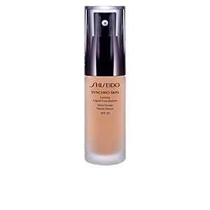 Fondation de maquillage SYNCHRO SKIN lasting liquid foundation Shiseido