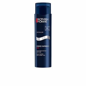 Flash effect HOMME FORCE SUPREME reactivating anti-aging care Biotherm