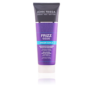 Anti frizz hair products - Hair repair conditioner FRIZZ-EASE acondicionador rizos definidos John Frieda