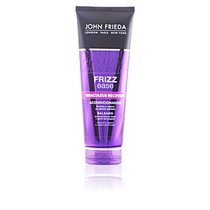 Hair styling product FRIZZ-EASE acondicionador suaviza y repara John Frieda