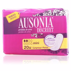 Compresses DISCREET compresas incontinencia mini Ausonia