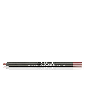 Artdeco, SOFT LIP LINER waterproof #18-brown rose