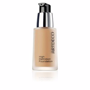 HIGH DEFINITION foundation #52-warm ivory