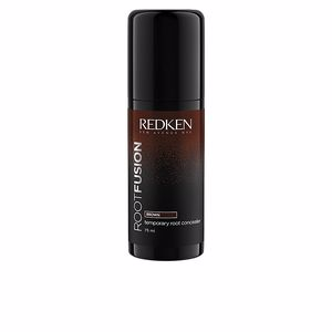 Root Touch Up ROOT FUSION temporary root concealer #brown Redken