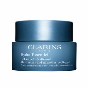 Tratamiento Facial Hidratante HYDRA ESSENTIEL gel sorbet désaltérant Clarins