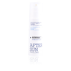 Korres, AFTER SUN cooling gel yoghurt face and body 150 ml