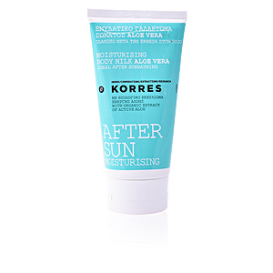 Korporal AFTER SUN moisturising body milk aloe vera Korres