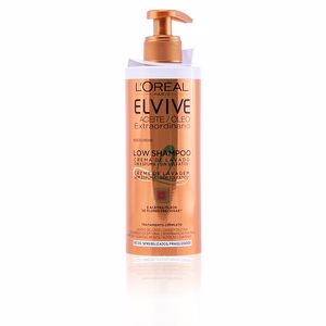 ELVIVE aceite extraordinario low champú cabellos secos 400 ml