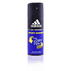 COOL & DRY SPORT ENERGY desodorante vaporizador 150 ml