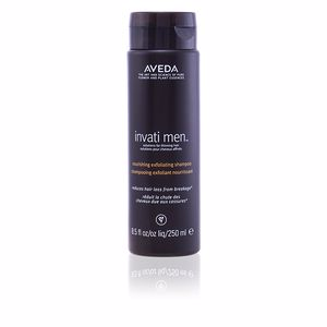 Purifying shampoo - Hair - scalp exfoliation INVATI MEN nourishing exfoliating shampoo