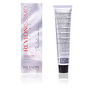 Farby REVLONISSIMO COLOR & CARE #8,34 Revlon