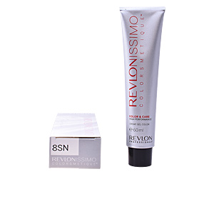 Revlon, REVLONISSIMO Color & Care High Performance #8SN 60 ml