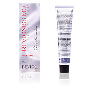 REVLONISSIMO Color & Care High Performance #5,1 60 ml