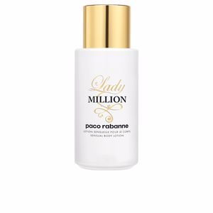 Idratante corpo LADY MILLION sensual body lotion Paco Rabanne