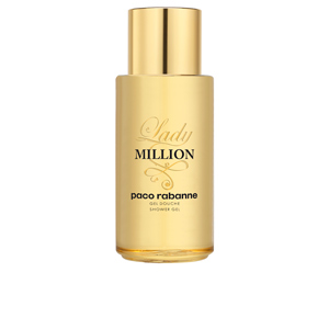 Shower gel LADY MILLION shower gel Paco Rabanne