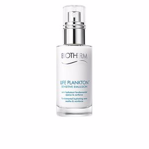 Dark circles, eye bags & under eyes cream LIFE PLANKTON sensitive emulsion Biotherm