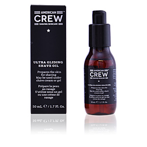 SHAVING SKINCARE ultra gliding shave oil 50 ml