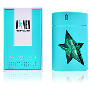 Thierry Mugler A*MEN KRYPTOMINT limited edition perfume