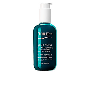 Body moisturiser SKIN FITNESS body treatment Biotherm