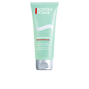 Limpeza facial HOMME AQUAPOWER fresh water-gel Biotherm