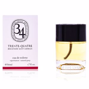34 eau de toilette spray 50 ml