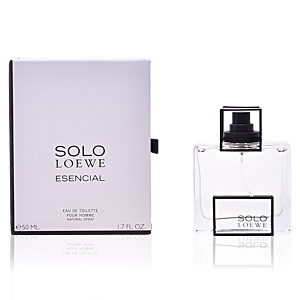SOLO LOEWE ESENCIAL eau de toilette vaporizador 50 ml