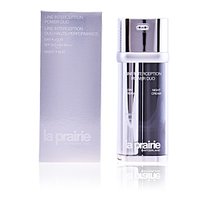 Anti aging cream & anti wrinkle treatment LINE INTERCEPTION power duo La Prairie
