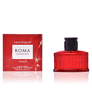 ROMA PASSIONE UOMO eau de toilette spray 75 ml