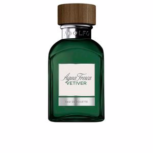 AGUA FRESCA VETIVER eau de toilette spray 230 ml