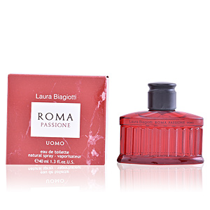 ROMA PASSIONE UOMO eau de toilette spray 40 ml
