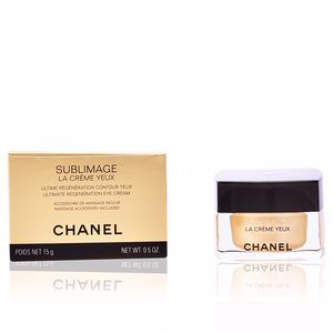 Dark circles, eye bags & under eyes cream SUBLIMAGE la crème yeux Chanel